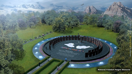 National Freedom Reigns Memorial