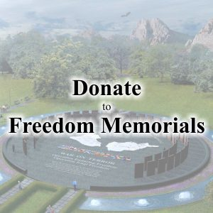 Donate to Freedom Memorials